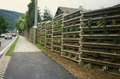 Barriere antirumore rinverdibili - Barriere antirumore per terrazzi ...