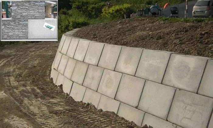 Blocchi Per Muri Di Contenimento.Altre Tipologie Di Muri